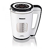 Morphy Richards-501020 Total Control Soup Maker with 1.6L Capacity and 5 Heat Settings