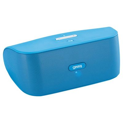 Gear4 StreetParty Wireless Bluetooth Speaker Blue