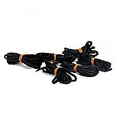 Spin Gym Accessory: Strong Replacement Cords (6 Pack) Extra Workout from Gym