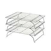 Swift Stackable Cooling Racks, Set of 3