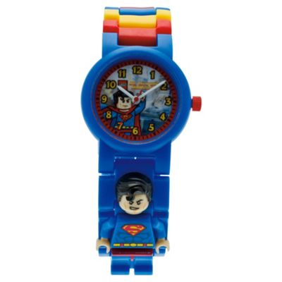 LEGO DC Super Heroes Superman watch