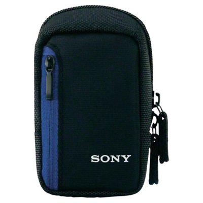 Sony (LCSCS2B.SYH CS2) Soft Camera Case - Black