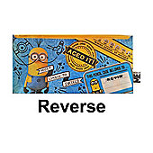 Despicable Me Minions Large Flat Pencil Case Stationery