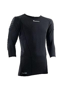Precision Gk Padded Base-Layer Shirt Junior - Black