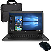 "HP 250 G5 X0Q07ES#ABU 15.6"" Laptop Intel Core i5-6200U 8GB 256GB With Case & Mouse"