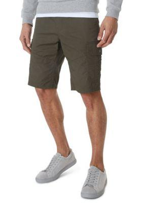 F&F Cargo Shorts Khaki 40 Waist