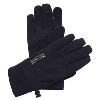 Regatta Touch Tip Glove Black XL