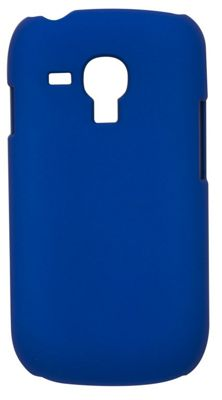 Tortoise™ Look Hard Case Super Thin Samsung Galaxy SIII Mini Blue