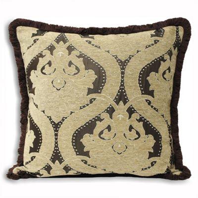 Riva Home Renaissance Mocha Cushion Cover - 55x55cm