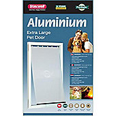 Staywell Pet Door Aluminium No 660 Extra Large