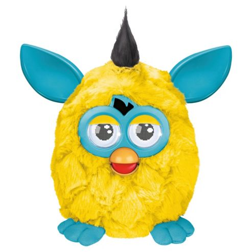 Furby - Cool - Yellow / Teal