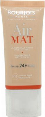 Bourjois Paris Air Mat Foundation 30ml - 01 Rose Ivory