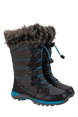 Zakti Tread Lightly Kids Snowboots ( Size: 03 Child )