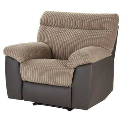 Dorset Arm Chair Recliner - Taupe