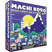 Machi Koro Big Lights, Big City