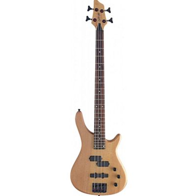 Stagg BC300-NS 4/4 Fusion Bass Guitar in Natural Satin