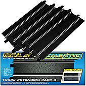 Scalextric Sport Track C8526 4X Standard Straight C8205