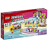 LEGO Juniors Andrea & Stephanies Beach Holiday 10747