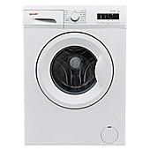 Sharp ES-FA7123W2 Freestanding 7KG Washing Machine - White