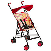 Hauck Disney Sun Plus Stroller (Pooh Spring Brights Red)