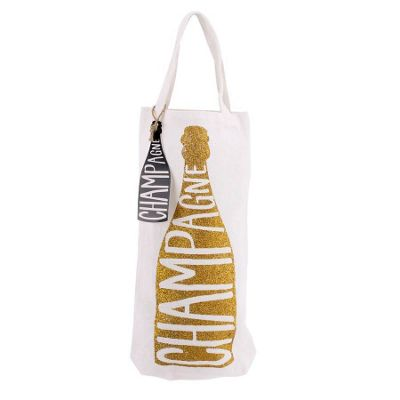 Champagne Bottle Bag