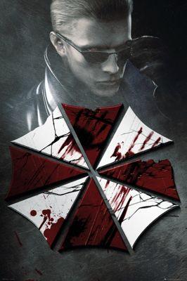 Resident Evil Key Art Poster