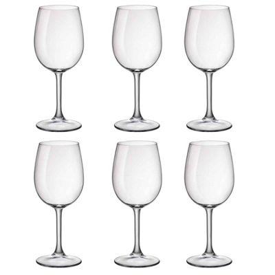 Duralex Amboise Red Wine Glasses - 435ml - x6