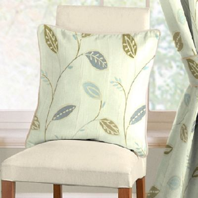 MONTGOMERY Leonie Cushion Cover in Duck Egg