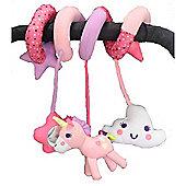 Red Kite Spiraloo Unicorn Baby Activity Toy