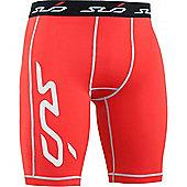 Sub Sports Dual Shorts - Red