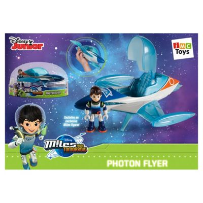 Miles From Tomorrow Photon Flyer + 1 Figure