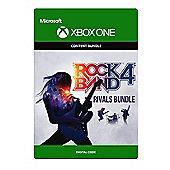 Rock Band 4 Rivals Bundle (Digital Download Code)