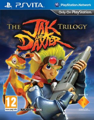 Jak And Daxter Trilogy