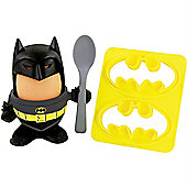 DC Comics Batman Egg Cup and Toast Cutter