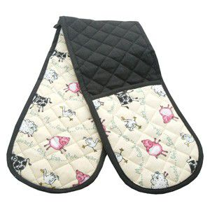 Price & Kensington Home Farm Double Oven Glove
