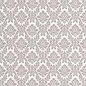 Superfresco Damk Wallpaper - Grey