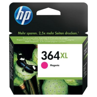 HP 364XL High Yield Magenta Original Printer Ink Cartridge