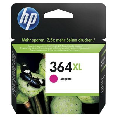 HP 364XL High Yield Magenta Original Ink Cartridge