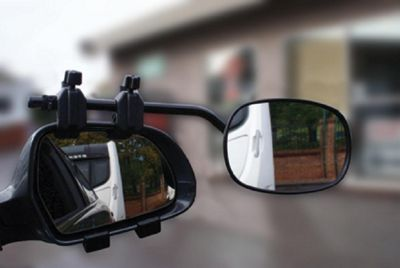 Rock Steady Twin Towing Mirror Pack