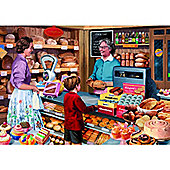 Mrs Cromptons Bakery - 1000pc Puzzle