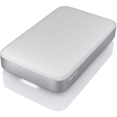 Buffalo HD-PATU3 1TB MiniStation Thunderbolt Portable HDD Sophisticated design