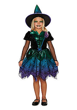 F&F Witch Halloween Costume - Green