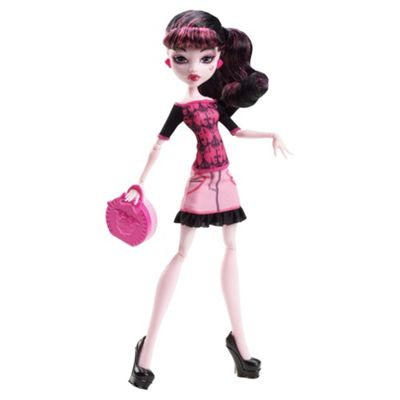 Monster High Draculaura Scaris Doll