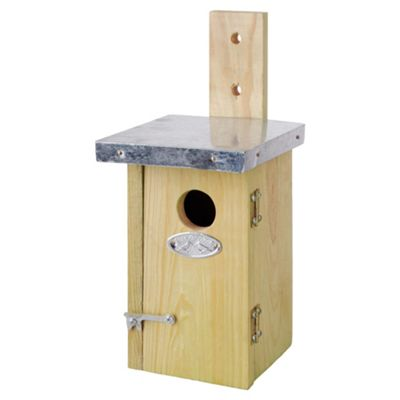 Fallen Fruits Wren Nest Box 100% FSC Wood