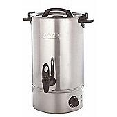 Burco Cygnet 30 Litre Manual Fill Electric Water Boiler - Stainless Steel