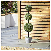 Garden XP Artificial 3 Boxwood Ball Tree