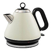 Beko-WKM2306C Traditional Dome Kettle with 1.7L Capacity in Cream