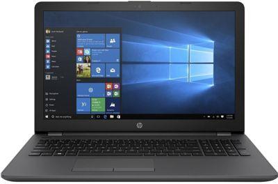 HP 255 G6, AMD A6-9220,15.6 HD Screen, Windows 10, 4GB RAM, 256GB SSD, DVD Rewriter - Black