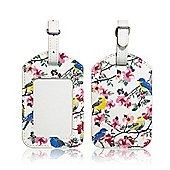 Trendz Vintage Bird Luggage Tag