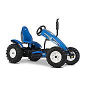 BERG New Holland BFR Tractor Pedal Go Kart - Blue